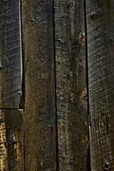 Cracked Wood Planks