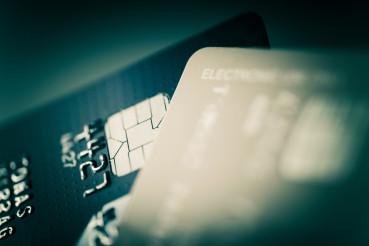 Credit Cards Closeup Photo