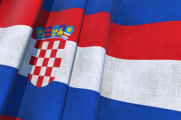 Croatia National Flag