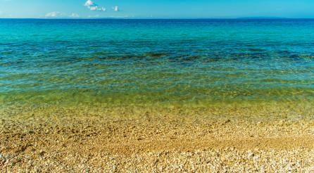 Croatian Mediterranean Sea Coast
