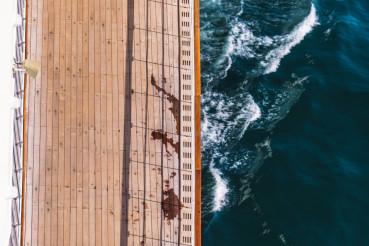 Cruise Ship Deck Concept
