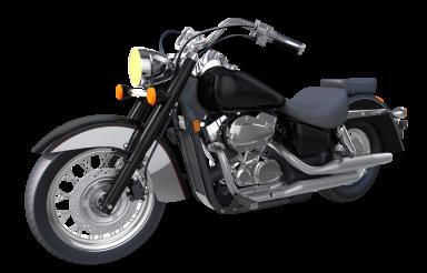 Custom Motorcycle PNG