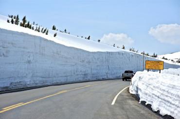 Dangerous Colorado Snowfields
