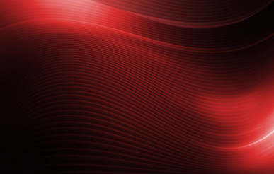 Dark Red Wavy Background