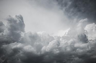Dark Stormy Sky