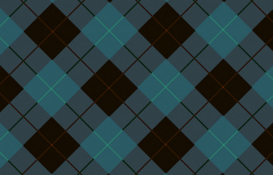 Dark Tartan Pattern
