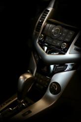 Dark Vehicle Interior