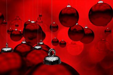 Deep Red Christmas