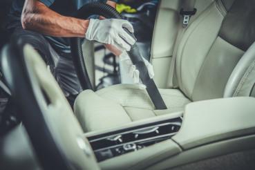 Detailed Car Vacuuming