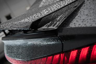 Detailed Modern Car Washing