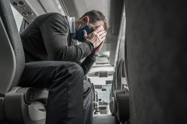 Devastated Bus Coach Driver Loosing His Transportation Business