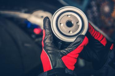 Diesel Engine Oil Filter