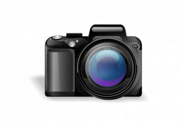 Digital Camera Vector