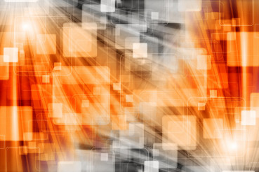 Digital Square Background