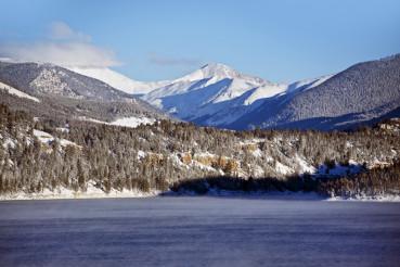 Dillon Reservoir Colorado