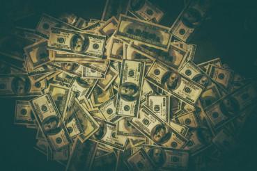 Dirty Money Concept Photo