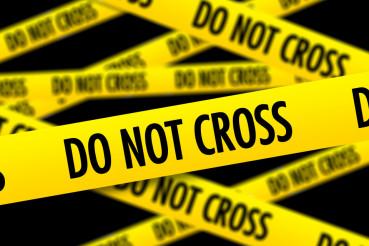 Do Not Cross Police Tape