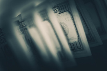 Dollars Financial Concept