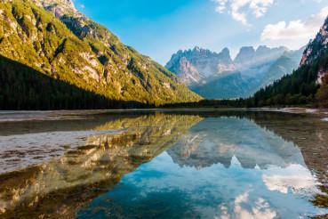 Dolomites Lago di Landro