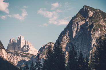 Dolomites Laverado Peaks