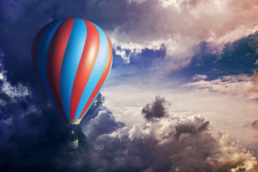 Dreamy Balloon Ride