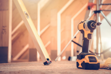 Drill Driver Construction Power Equipment
