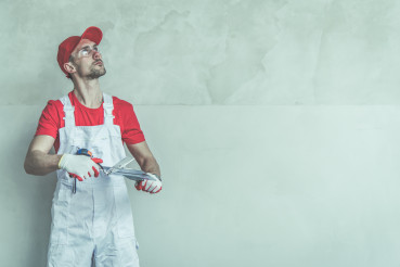 Drywall Patching Construction Contractor