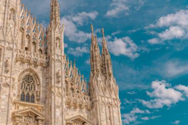 Duomo di Milano Art Details