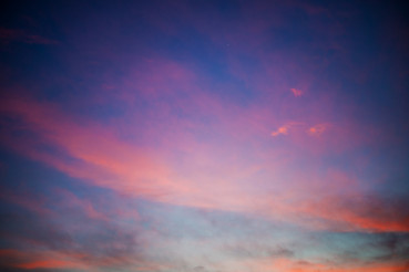 Dusk Sky Background