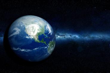 Earth: North America