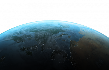 Earth Horizon 3D