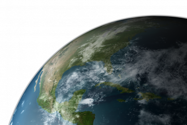 Earth Partial PNG Illustration