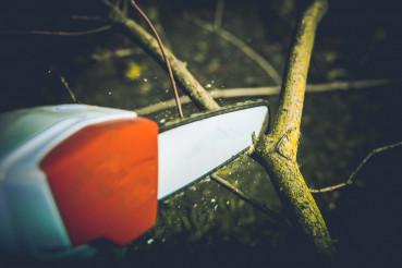 Electric Garden Wood Cutter