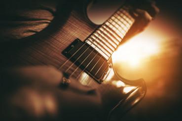 Electric Guitar Performance