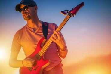Electric Guitar Rockman