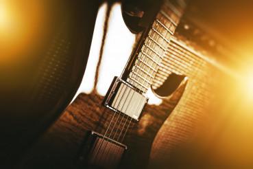 Electric Guitar Theme
