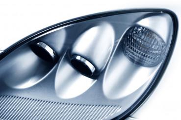 Elegant Car Headlights