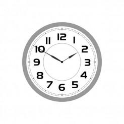Elegant Clock Illustration