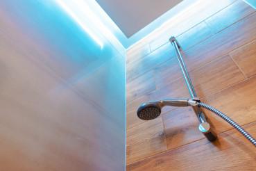 Elegant Open Shower