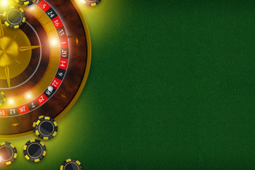 Elegant Roulette Backdrop