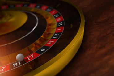 Elegant Roulette Wheel