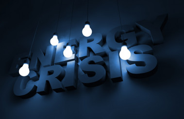 Energy Crisis Concept