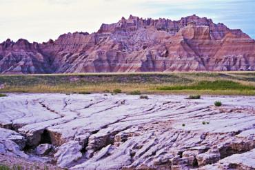 Eroded Badlands Soils