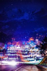 Estes Park Winter Illumination