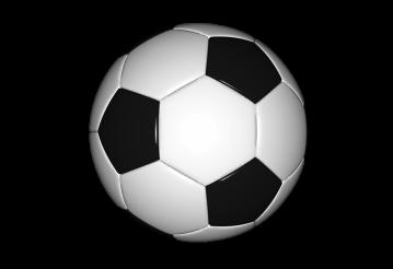 European Foot Ball PNG