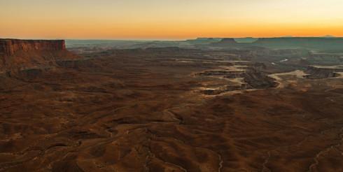 Famous Canyonlands National Park in Utah