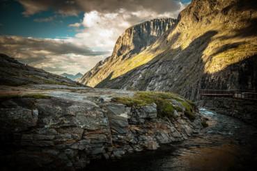 Famous Trollstigen Place