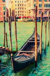 Famous Venice Gondola