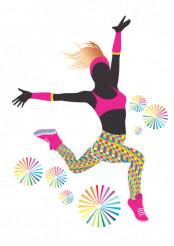 Female Dancer Vector