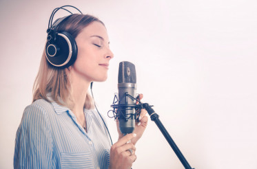 Female Vocal Recording